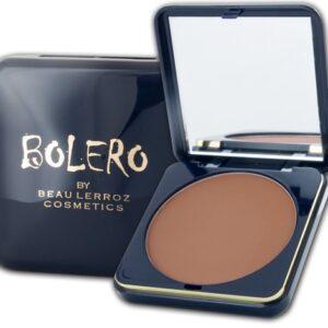 Bolero Cosmetics bronzing poeder